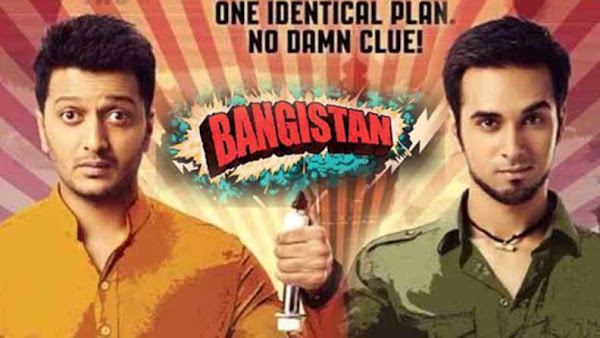 Bangistan (2015) Movie Poster No. 3