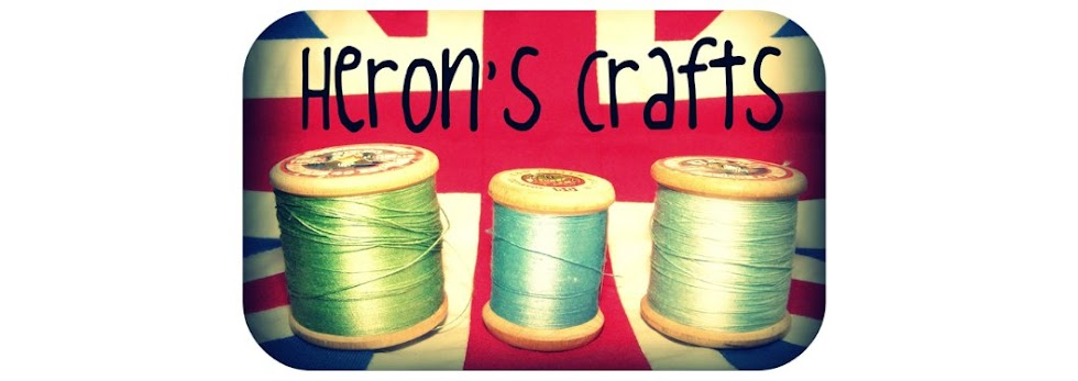 Heron&#39;s Crafts
