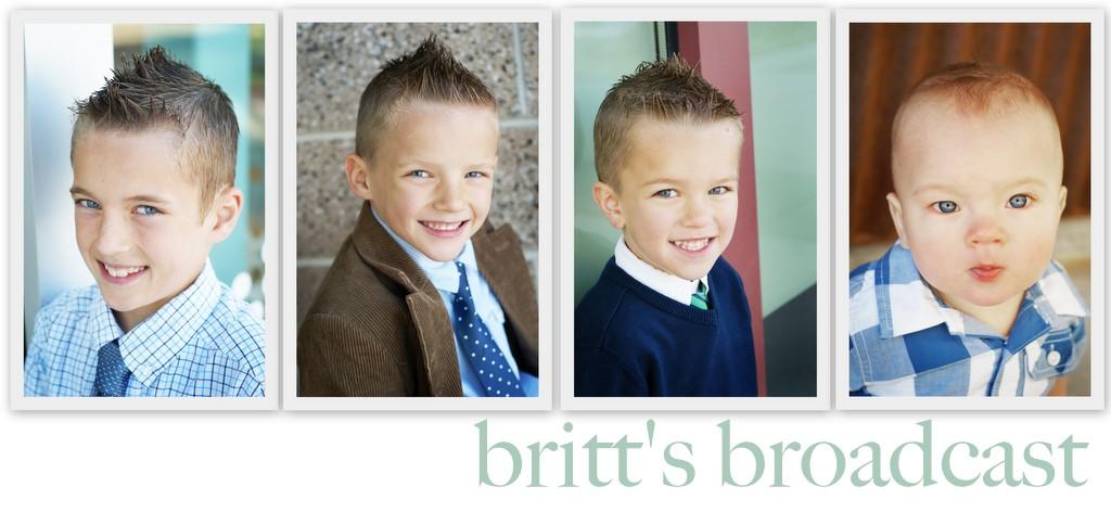 Britt's Broadcast