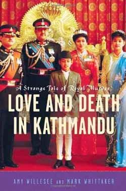 buku tentang kutukan kerajaan Nepal