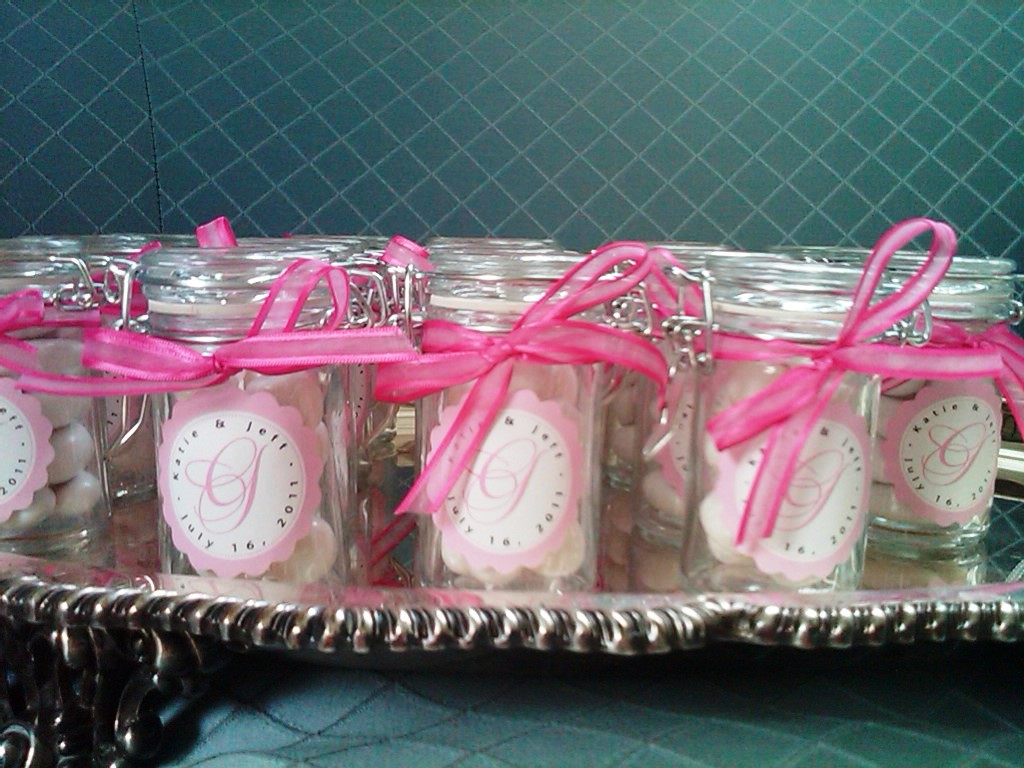 Katie Horner\'s Wedding Blog: Candy Jars