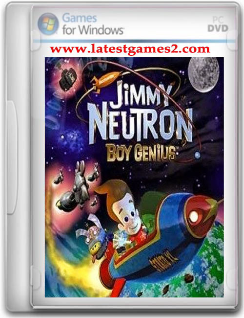 How to Free Download Jimmy Neutron Boy Genius Pc game full?