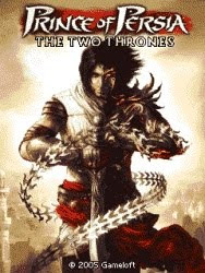 Prince Of Persia The Two Thrones para Celular