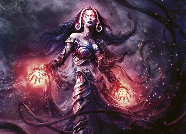 Leliana Vess, Defier of Demons