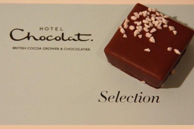 Bombon Hotel Chocolat