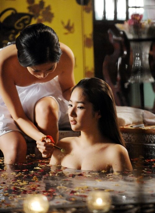 naked park min young