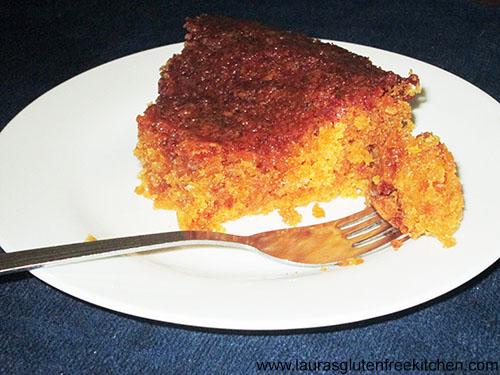 Golden Syrup Cake