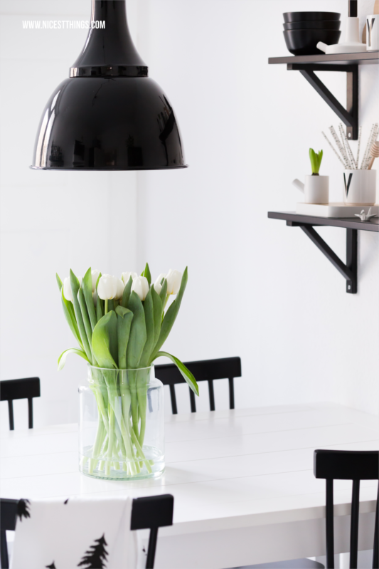Nordic Kitchen with House Doctor Dana Lamp