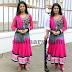 Anjana Menon Pink Salwar