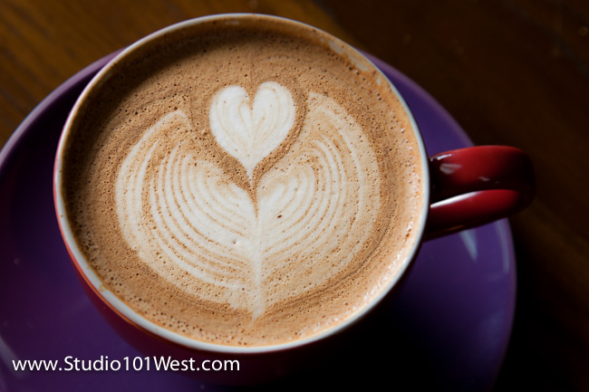 coffee pictures, san luis obispo food photographer
