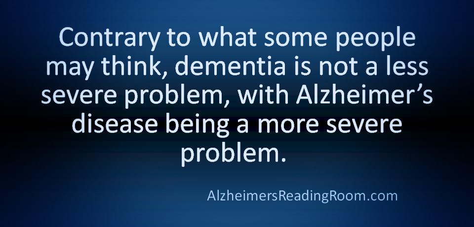 FAQ Alzheimers Dementia