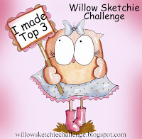 Willow Sketchie Challenge - top 3 - :-)
