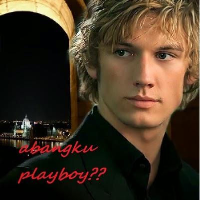 Abangku playboy??