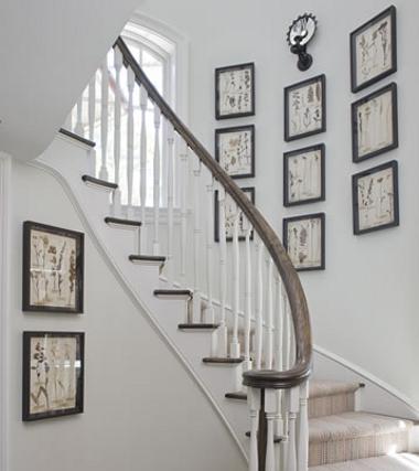 El desv n de ortega decoraci n de escaleras - Escaleras de decoracion ...