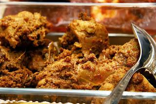 Resep Ayam Bumbu Rendang Asli Enak