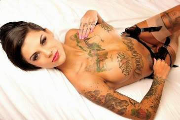 Calendar Girl of January 2015: Bonnie Rotten