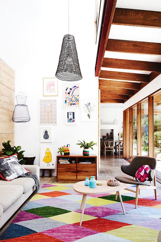 Nest Studio DESIGN BLUEPRINT STYLE MIX Simple Blueprint Interior Design Set