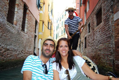 Gondola, Venecia