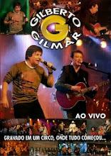 DVD Gilberto e Gilmar Ao Vivo