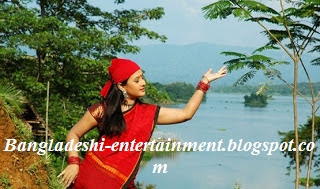 bangladeshi model film actress Purnima in movie
