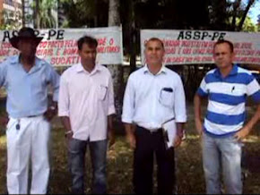 Ato Público em defesa do Hospital da PMPE em 2011