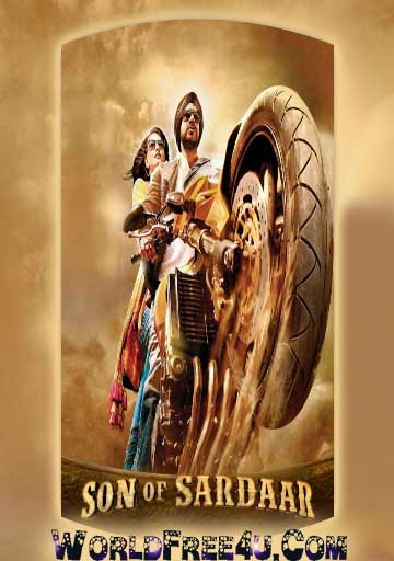 Cover Of Son of Sardaar (2012) Hindi Movie Mp3 Songs Free Download Listen Online At worldfree4u.com