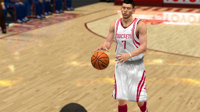 NBA 2K13 Jeremy Lin Face NBA2K Update