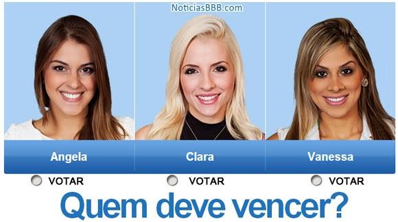 Votação - Final BBB14