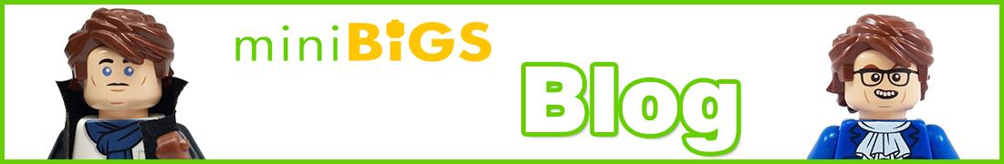 miniBIGS Minifig Blog