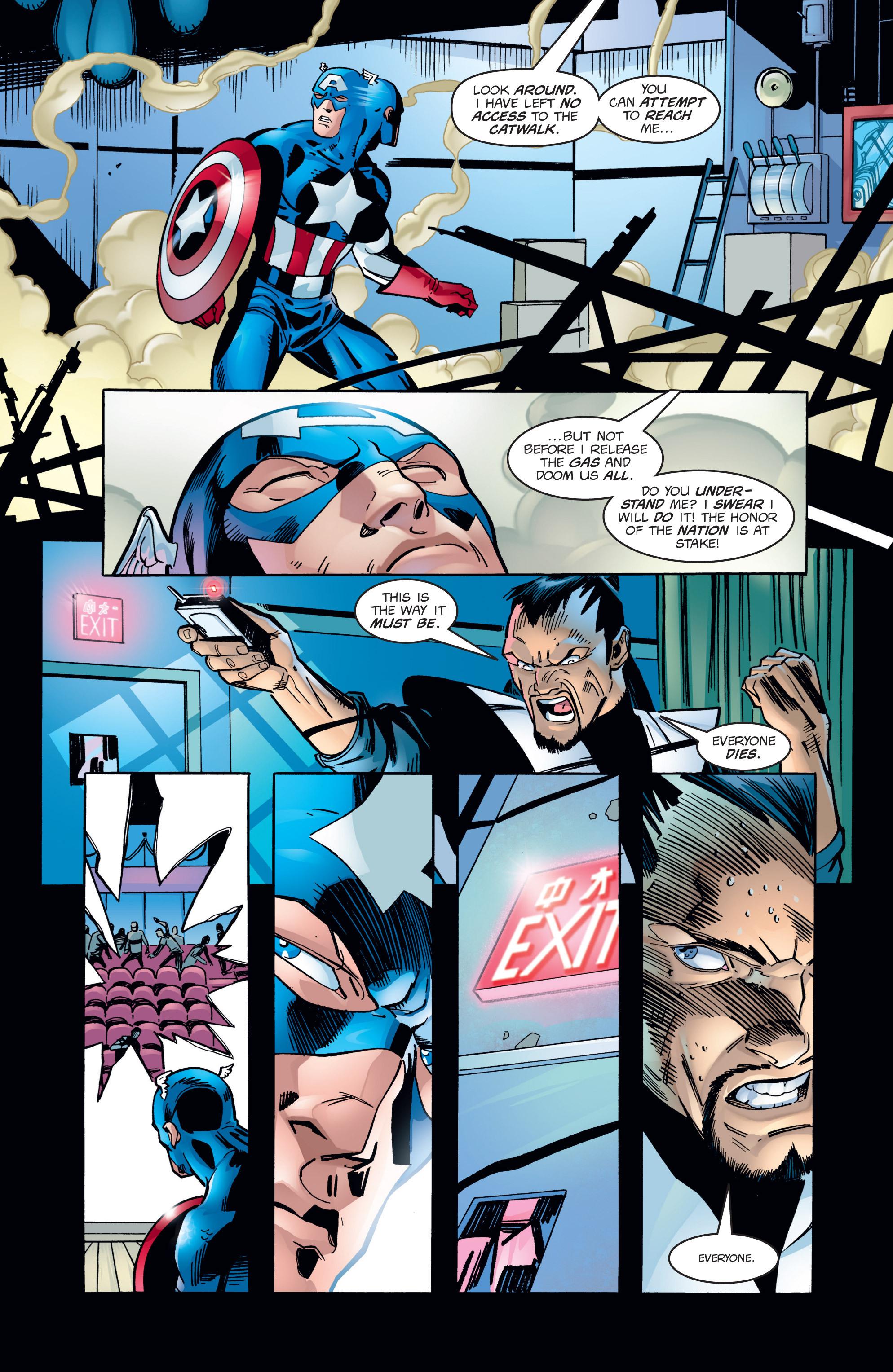 Captain America (1998) Issue #1 #4 - English 29