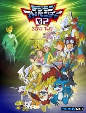 Digimon Adventure Zero Two