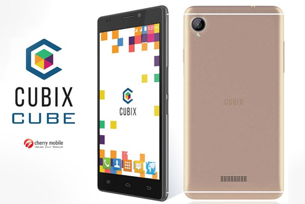 Cherry Mobile Cubix Cube With 2gb Ram For ₱4 490 Full