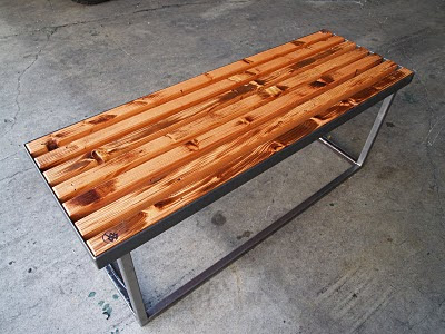 The Bench – Reclaimed | Baer Home Design