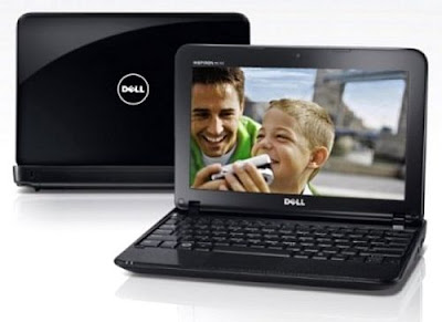 New Dell Inspiron Small 1018 Atom 1.66ghz 10-inch Netbook