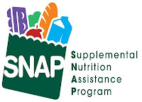 SNAP/EBT (Supplemental Nutrition Assistance Program).  SNAP can be used for foods for you and your household to eat, such as:  breads and cereals; fruits and vegetables; meats, fish and poultry; and dairy products.  For information on applying for SNAP benefits, call 1-800-221-5689.