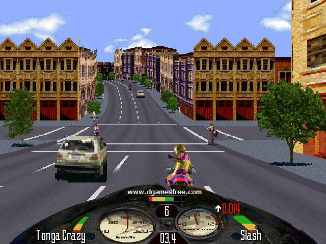Road Rash PC Game Download Free