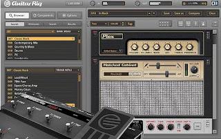 programa para amplificar la guitarra