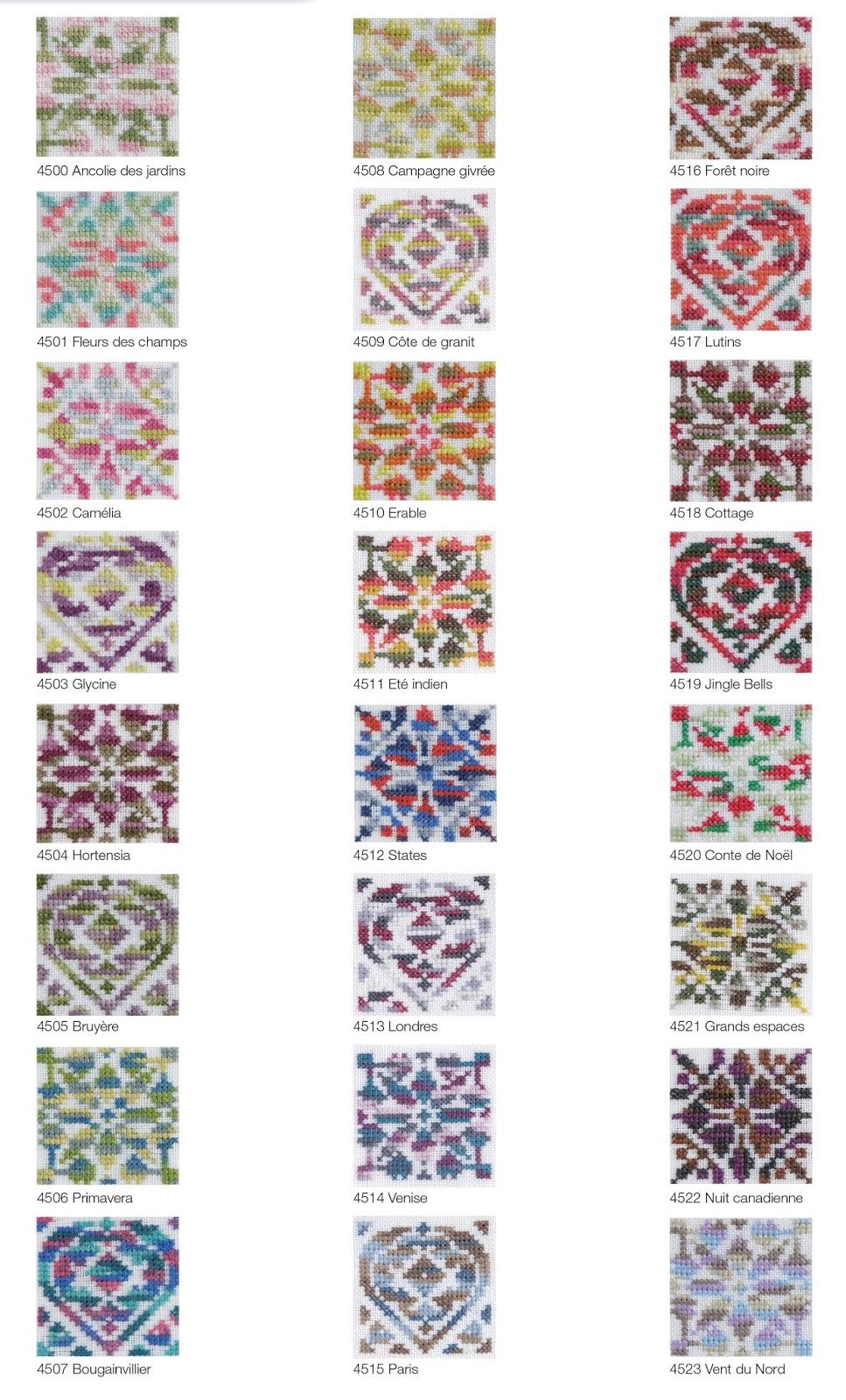 El blog de Dmc: Coloris, nuevo hilo para bordado