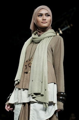 Hijab Fashion Show