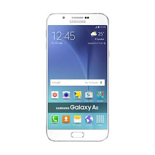 Samsung Galaxy A8 SM-A800 Putih Smartphone