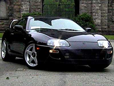 Toyota Supra   Auto Car   Best Car News and Reviews
