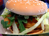 McDonald´s - Monopoly - Snacks & Burger; Hähnchen