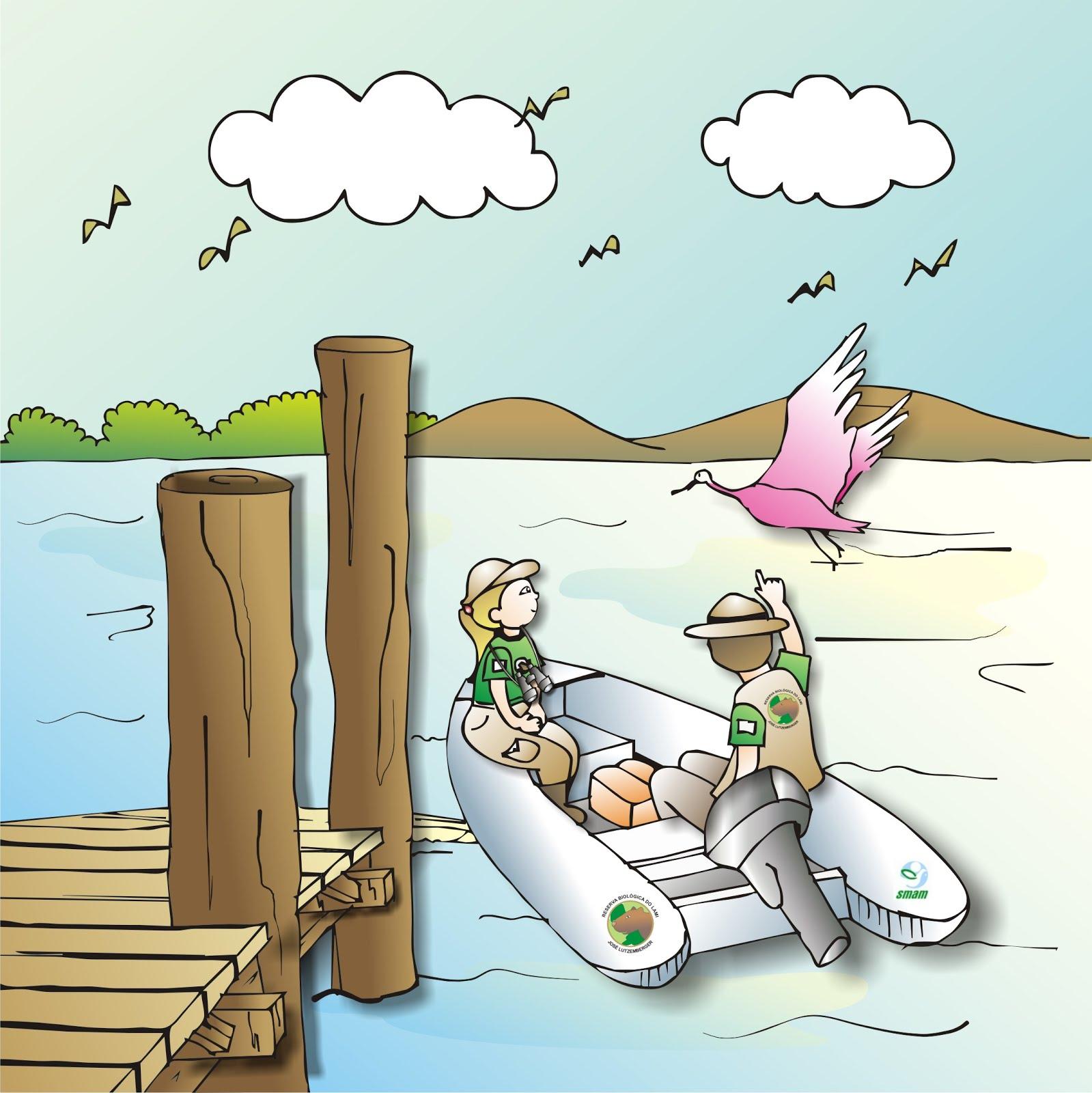 Cartilha Ilustrada de Educação Ambiental