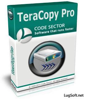 ดาวน์โหลดโปรแกรมฟรี TeraCopy Pro