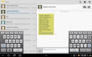 """Galaxy Tab 2 10"""" Jelly Bean Keyboard"""