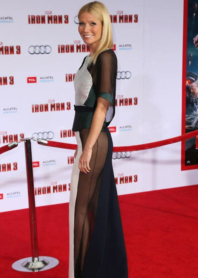 Photo Hot Gwyneth Paltrow Artis di Red Carpet