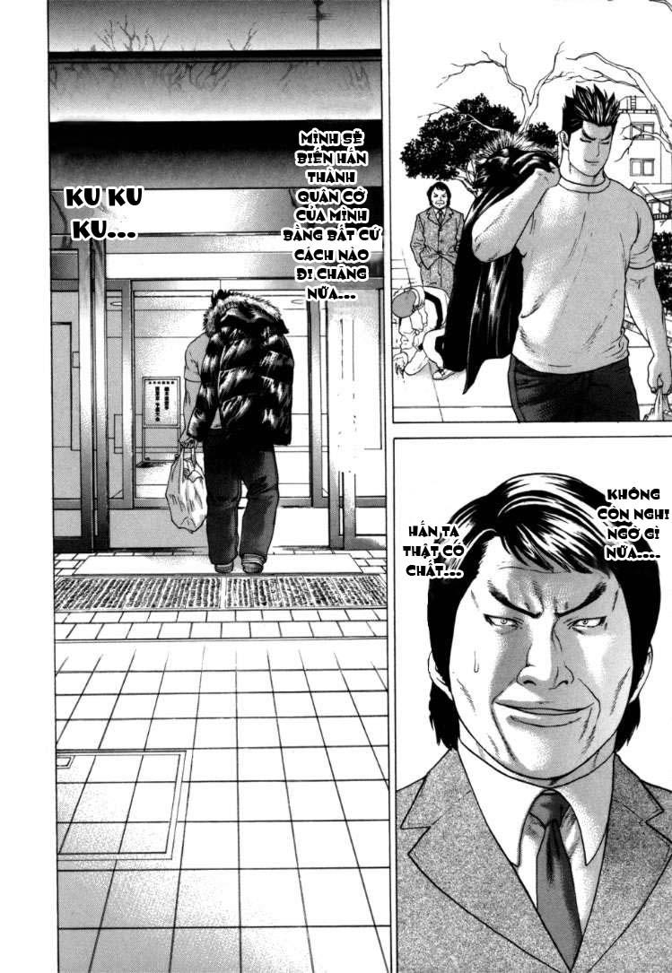 Karate Shoukoushi Kohinata Minoru chap 86 Trang 18