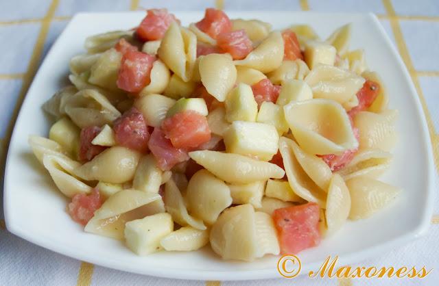 Салат «Миланский». Итальянская кухня.