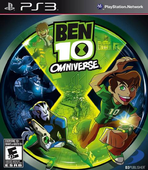 ben 10 omniverse download pc free
