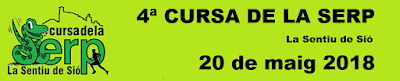 4ª CURSA DE LA SERP